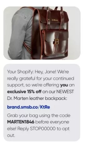 SMSBump SMS Marketing: Strengths