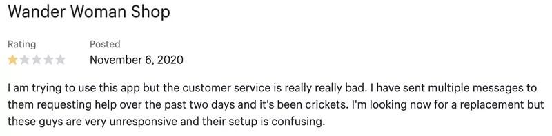 Fomo Recent Sales Notification App Reviews