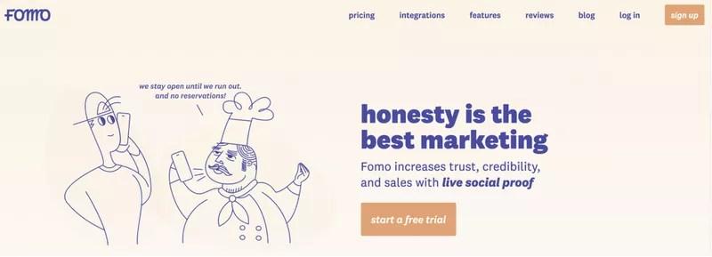 Recent Sales Notification App #2: Fomo