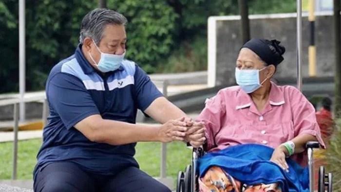 Gejala Kanker Darah yang diidap Ani Yudhoyono