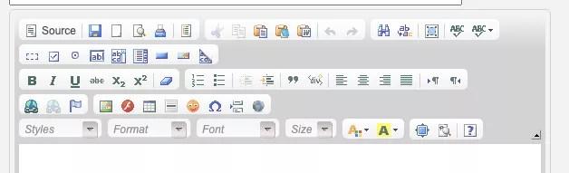 Text Editor + HTML Editor