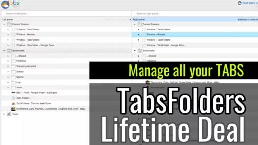 TabsFolders Discount