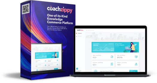 Best online course platforms, CoachZippy