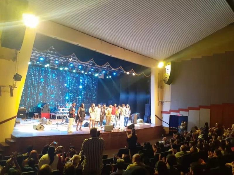 St. Andrews Auditorium