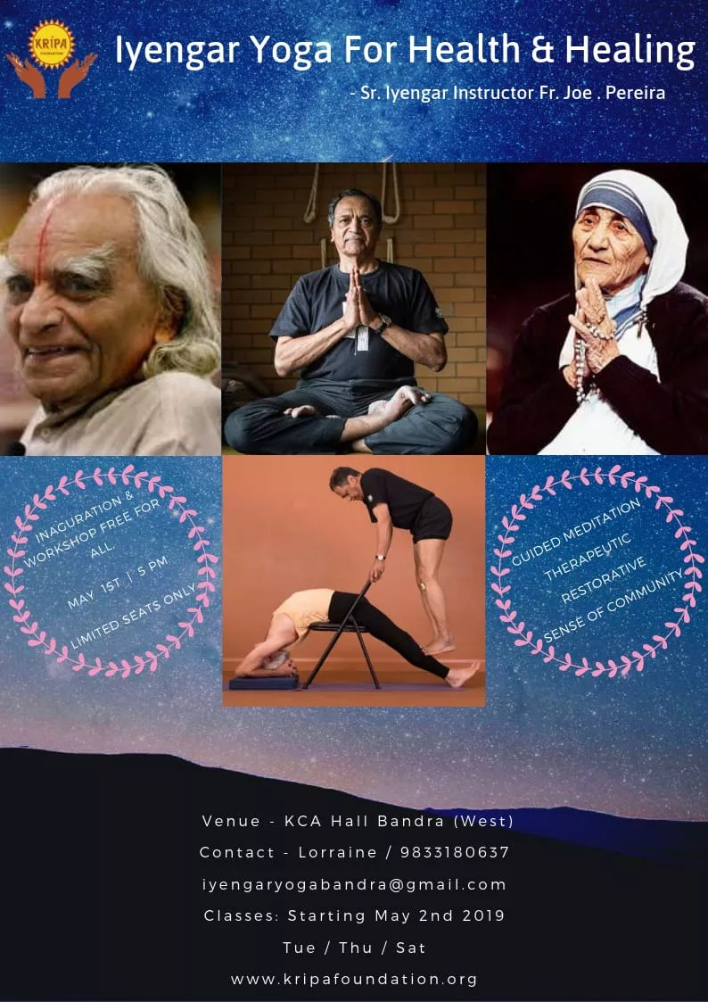 Iyengar Yoga Classes