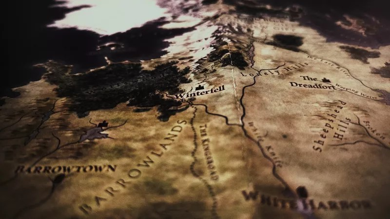 Filosofia Constitucional: O Mapa de Game of Thrones