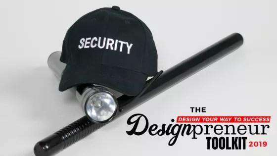 Security - Designpreneurs Toolkit 2019