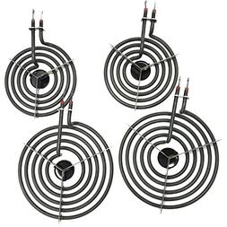 4 Pack MP22YA Electric Range Burner Element Unit