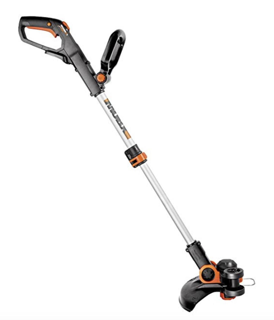 20V Worx Weed Eater Cordless Grass Trimmer Lawn