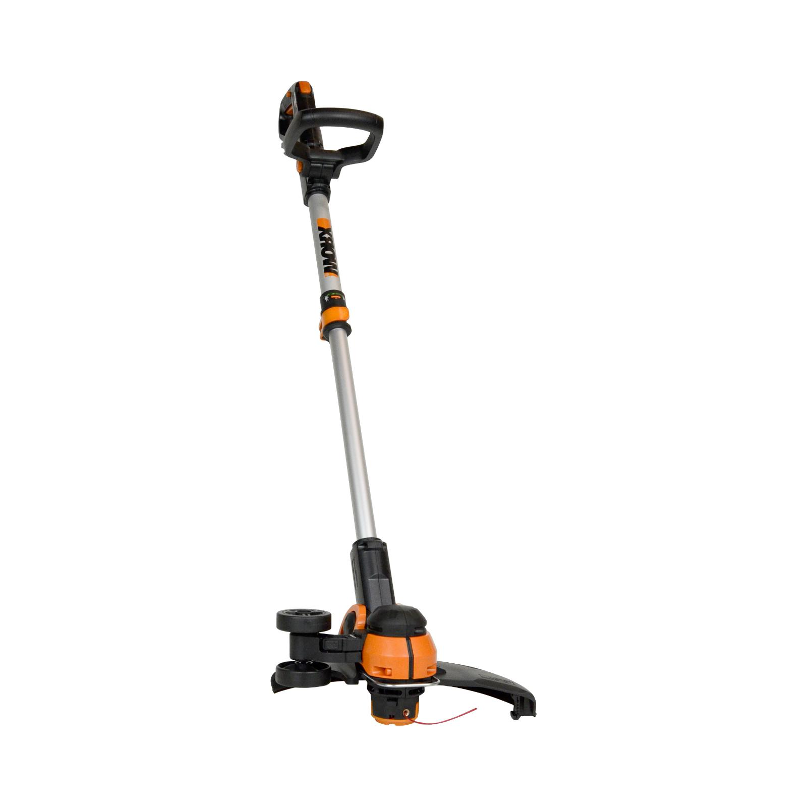 WORX WG163.9 20V Cordless Grass Trimmer/Edger with Command