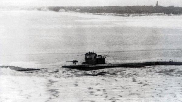 Lost Uboat rediscovered by divers 70 years after it was