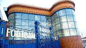 Anklage: Die Rangers stehen dem schottischen Fussballverband gegenüber.