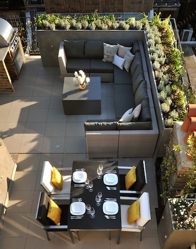 6 rooftop terrace furniture stylish