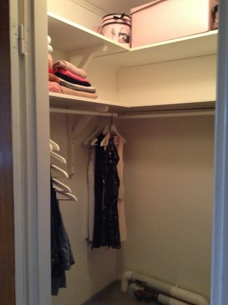 Walk in closet kldkammare HJLP  Diskutera