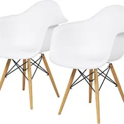 Roundhill Furniture Wonda Bonded Leather Accent Chair With Wood Arms White Vinyl Folding Lawn Chairs Seating In Now At Usd 17 59 Stylight Best Choice Products Set Of 2 Mid Century Modern Eames Style Arm For