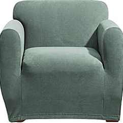 Stretch Morgan 1 Piece Sofa Furniture Cover Pink Cushions Sure Fit Browse 856 Products At Usd 12 54 Stylight Surefit Chair Slipcover Gray
