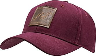 Chillouts Greenfield Baseball Cap, Burgundy (71), One Size Mixed