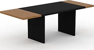 tables pour salle a manger en noir