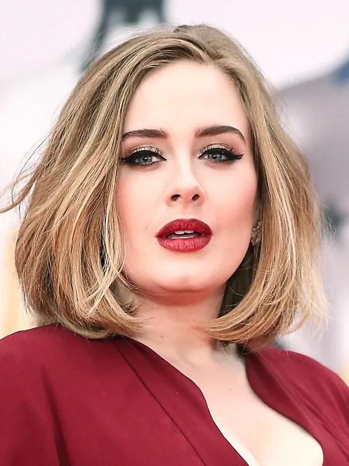 Frisuren Rundes Gesicht Die 10 Schönsten Inspirationen Stylight