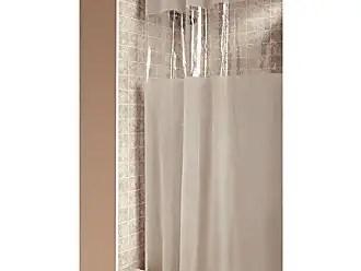interdesign peva 3 gauge shower curtain