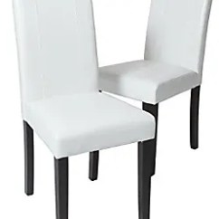 Roundhill Furniture Wonda Bonded Leather Accent Chair With Wood Arms White Crate And Barrel Chairs Seating In Now At Usd 17 59 Stylight Round Hill Urban Style Solid Leatherette Padded Parson Set Of