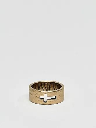 Goldringe fr Herren kaufen  577 Produkte  Stylight