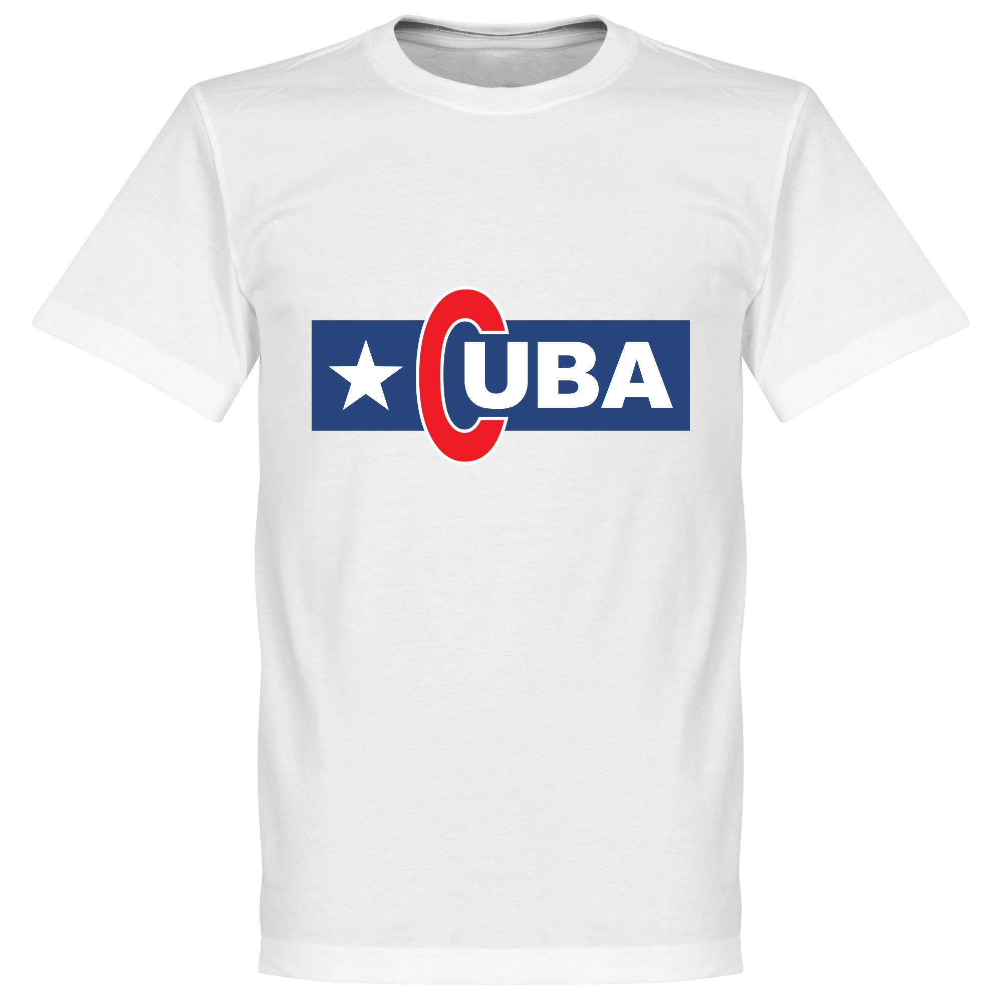 Cuba Crest Tee - S