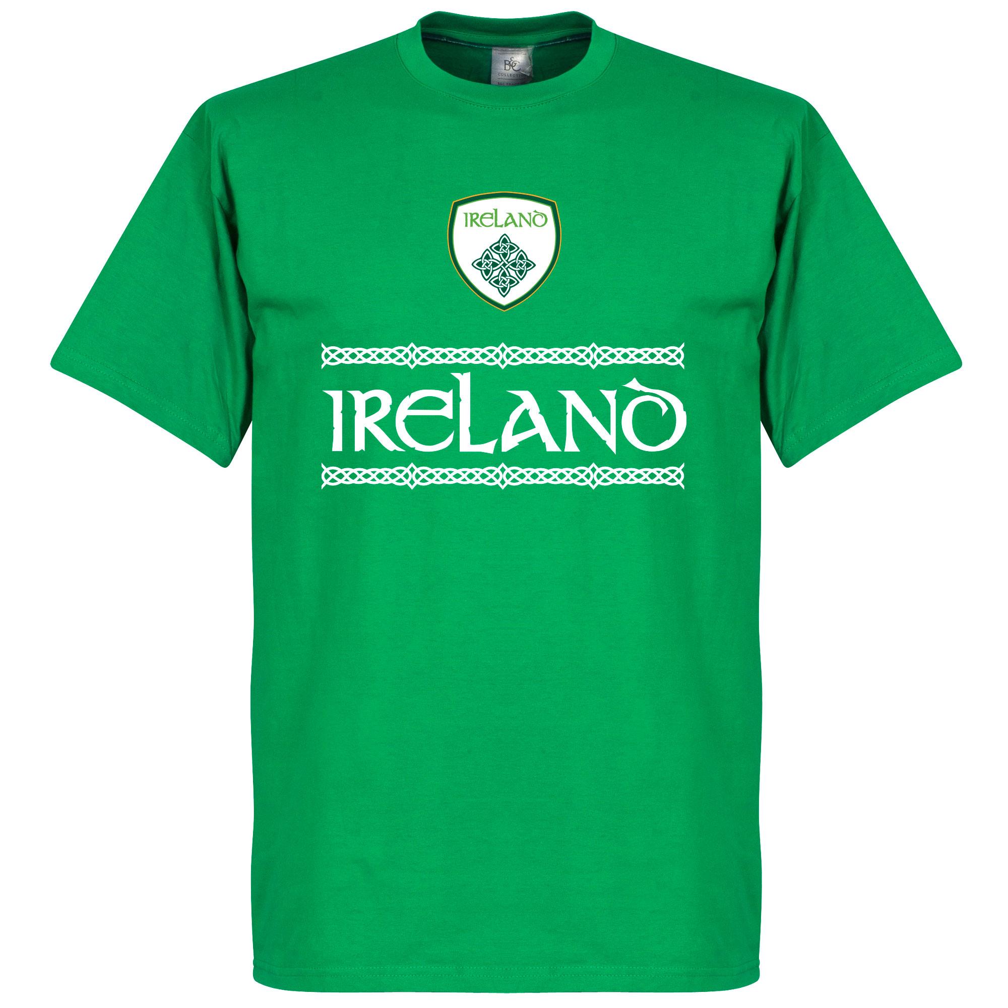 Ireland Team Tee - Green - L