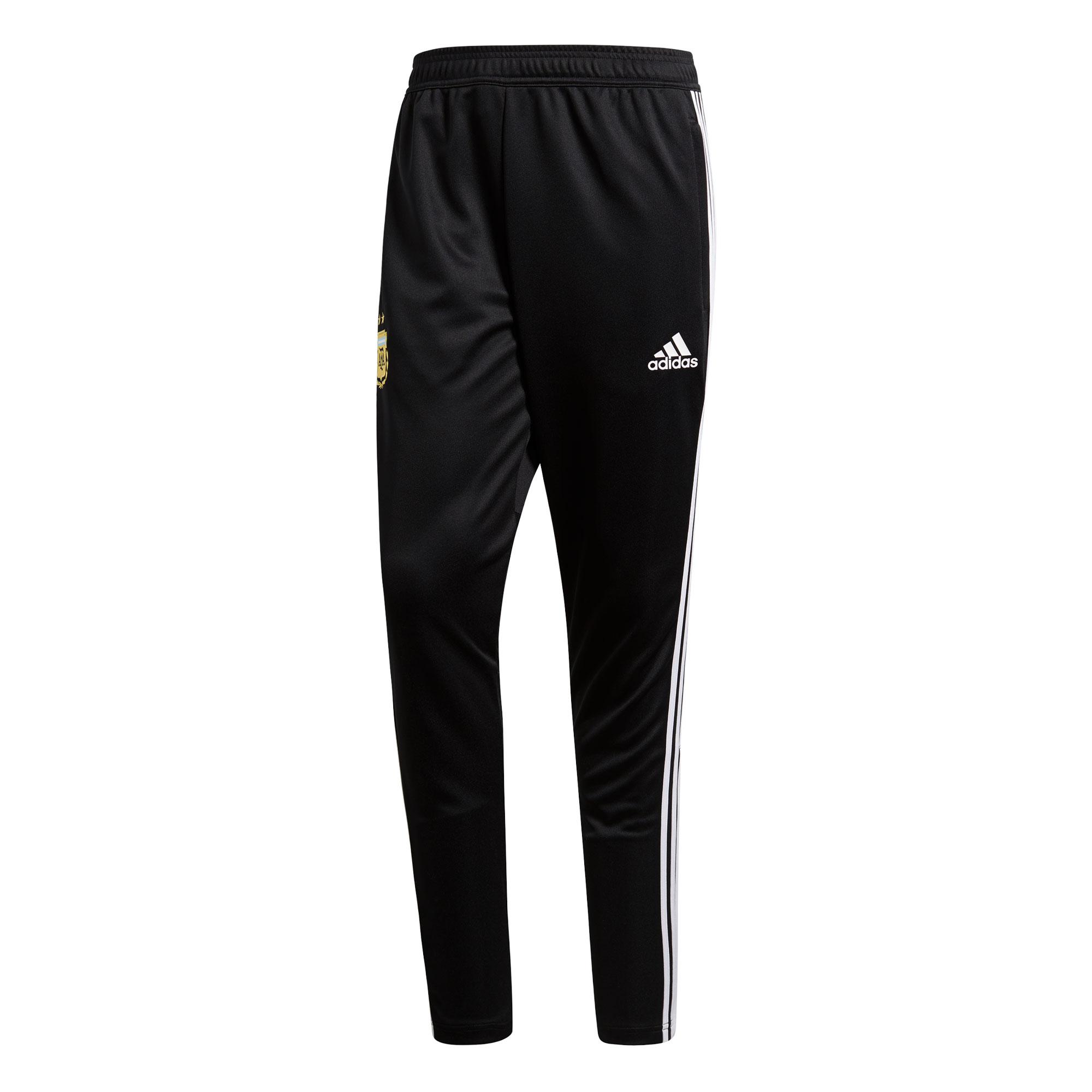 Argentina Training Pants 2018 / 2019 - Black/White - 50
