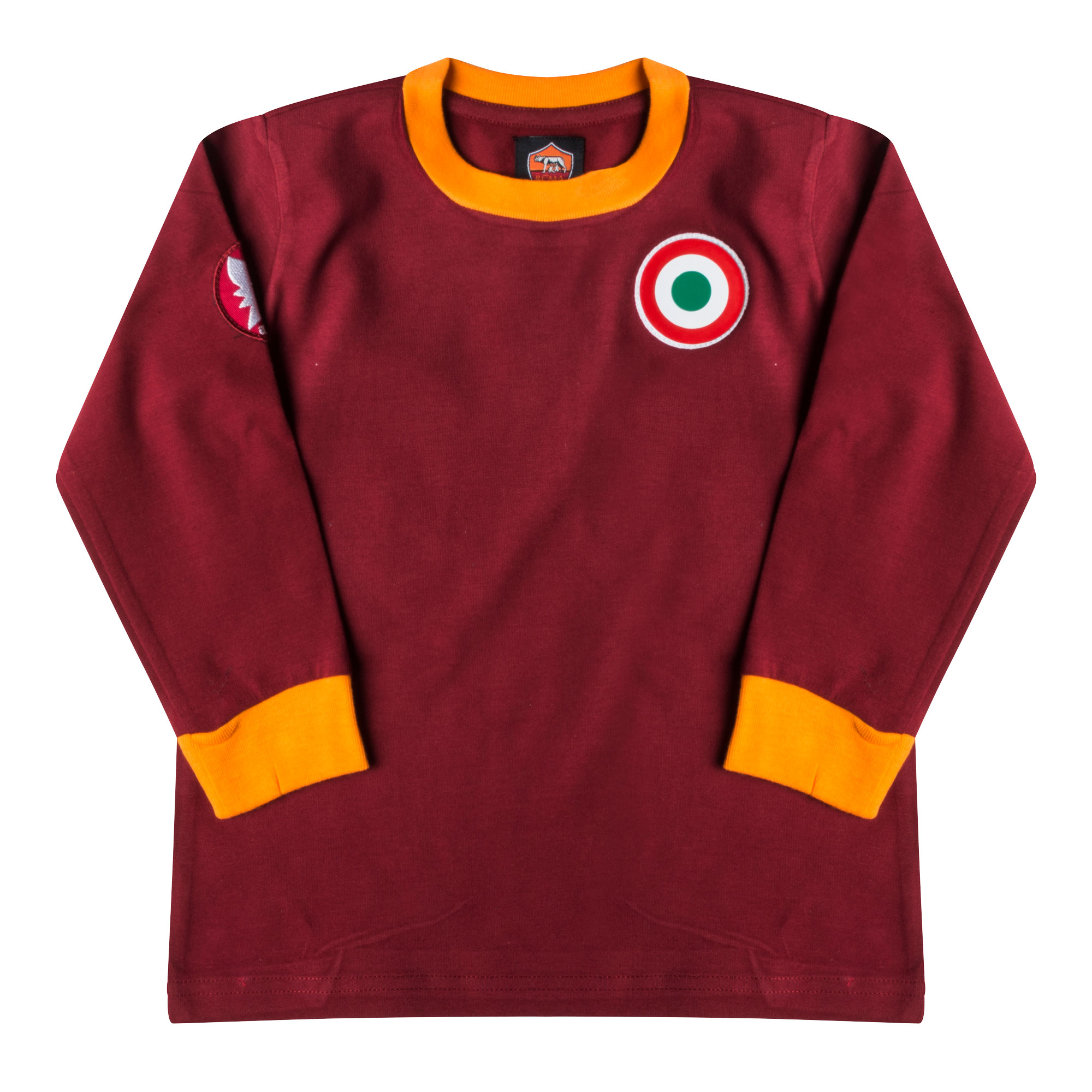 COPA AS Roma 'My First Football Shirt' Home Shirt - 80