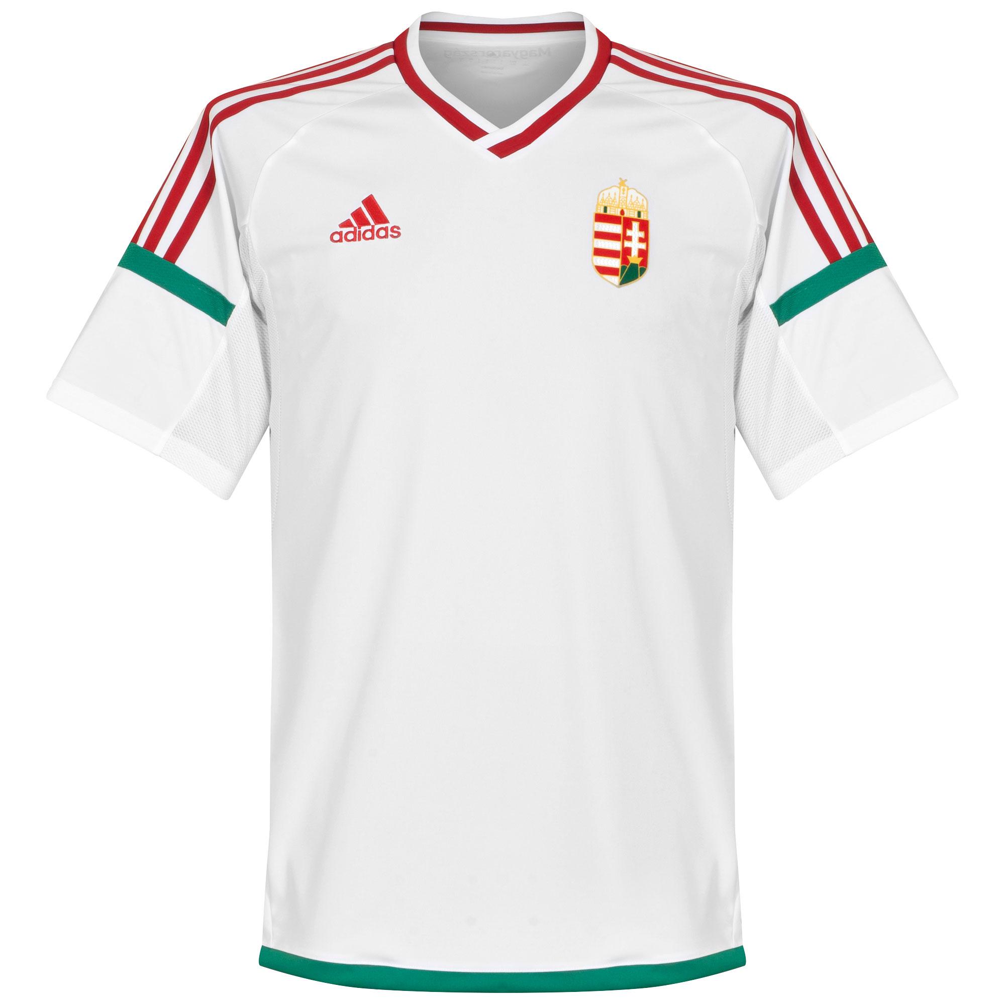 Hungary Away Jersey 2016 / 2017 - 54