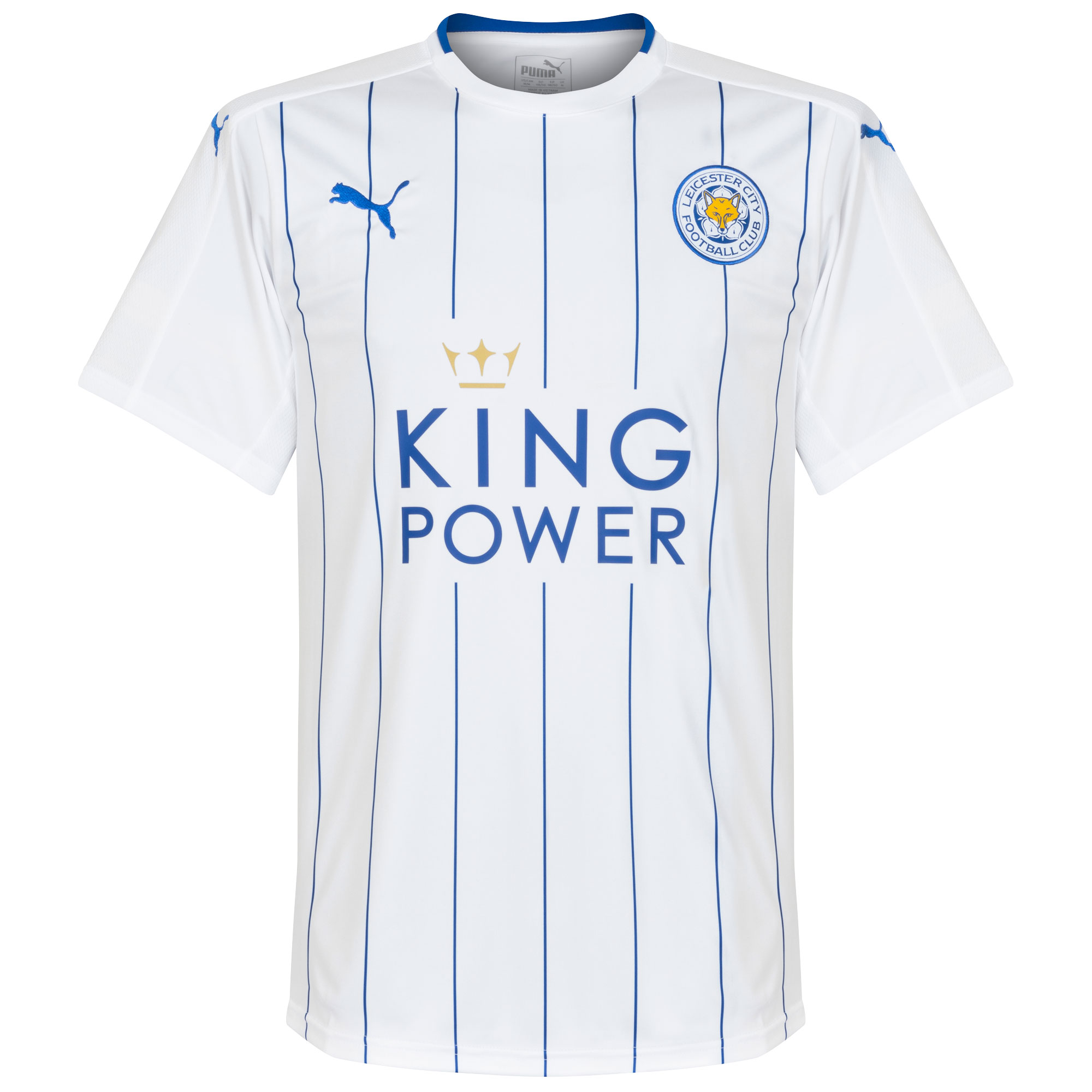 Leicester City 3rd Jersey 2016 / 2017 - L