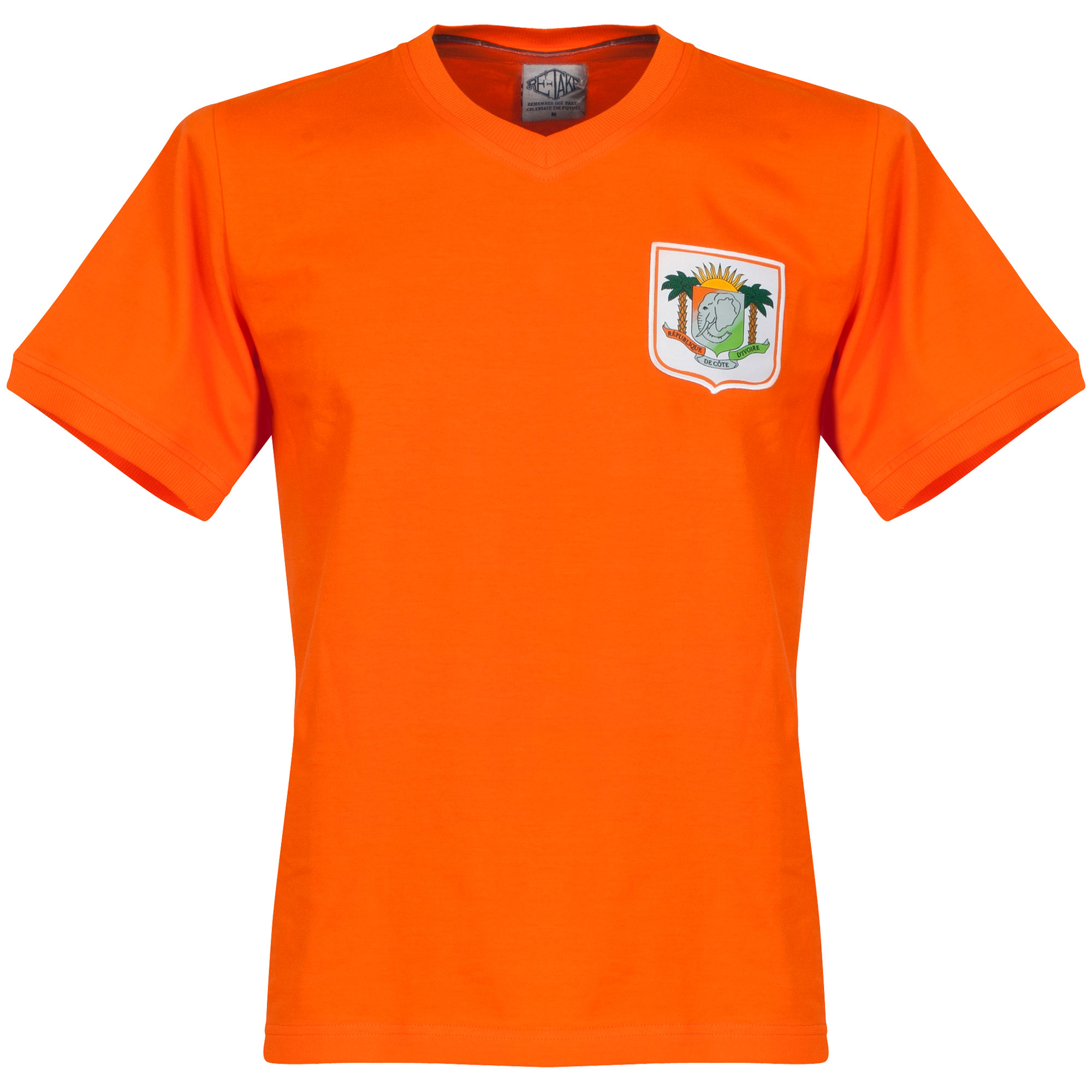 Re-Take Ivory Coast Retro Shirt - XXL