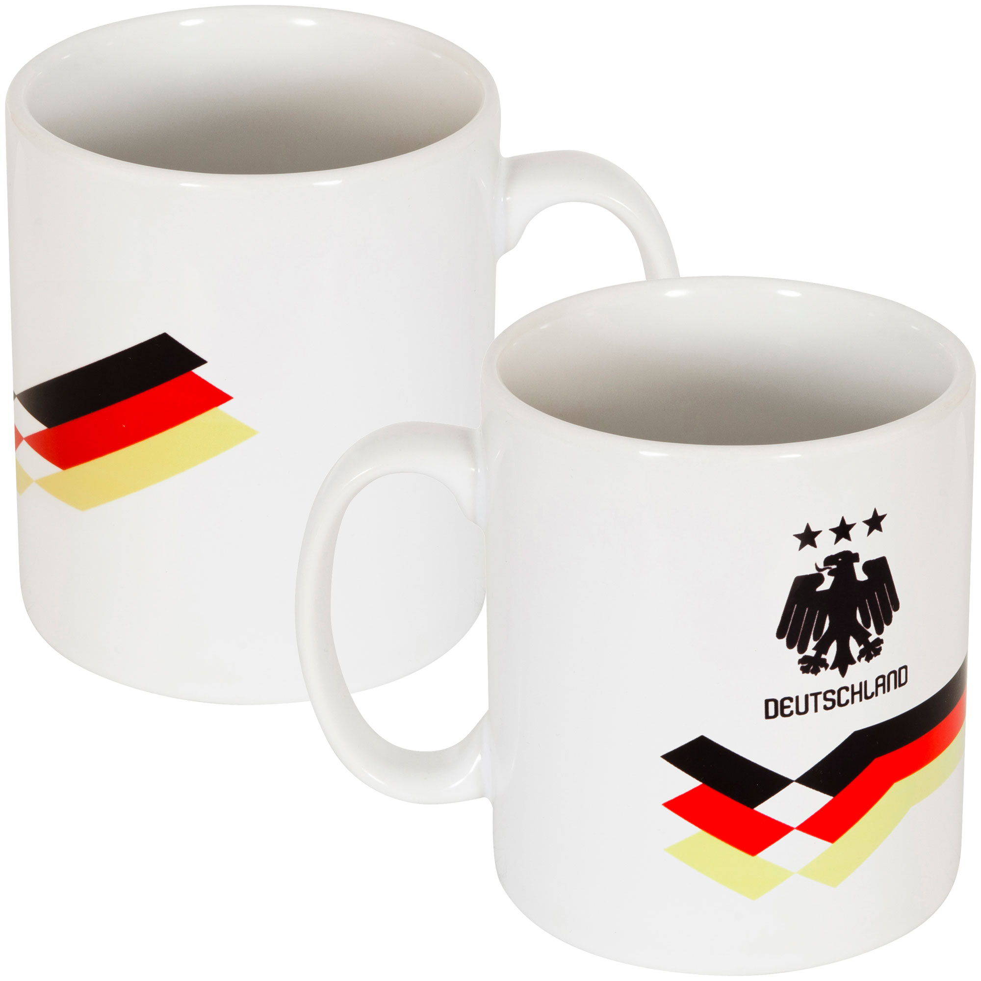 1990 Germany Retro Mug (1 mug included - both sides shown) - OS