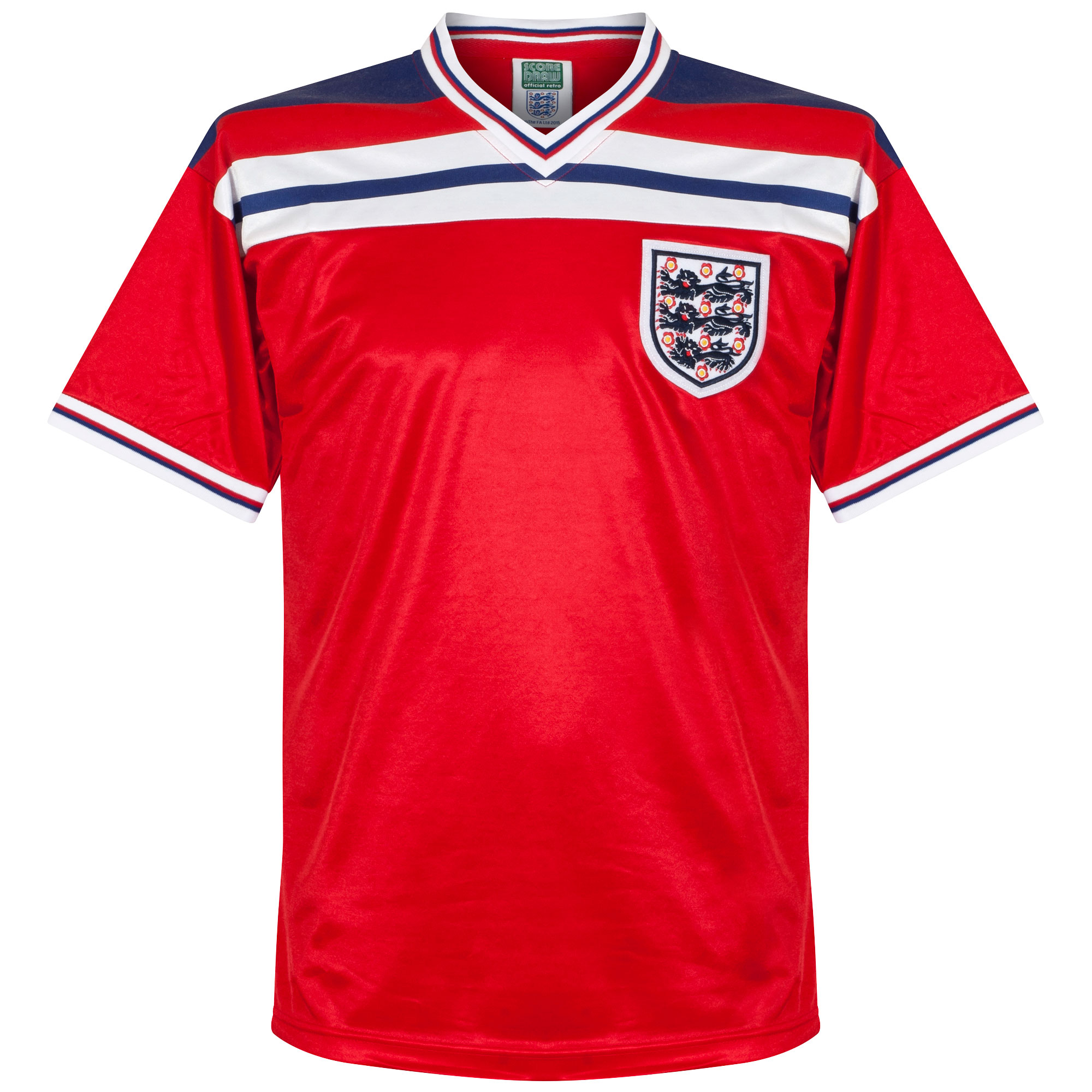 1982 England Away Retro Shirt - XL