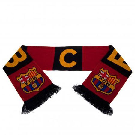 Barcelona FCB Bar Scarf - OS