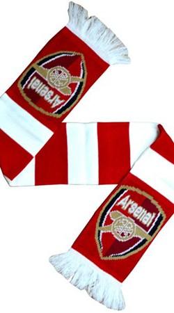 Arsenal Bar Scarf - OS