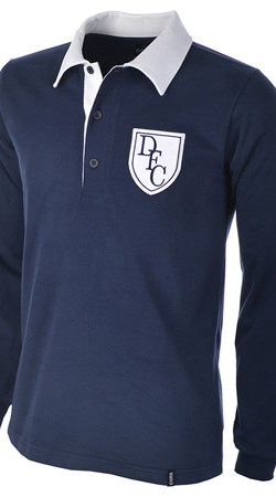 52-54 Dundee Retro L/S Shirt - S