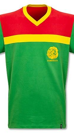 1989 Cameroon Retro Shirt - L