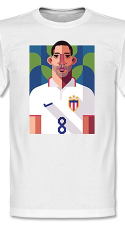 Playmaker Dempsey Tee - S