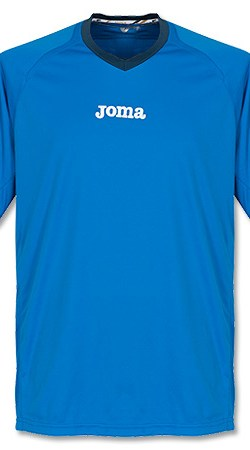 Joma S/S Training Jersey - Royal - M