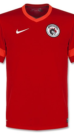 Liaoning Whowin FC Home Jersey 2014 / 2015 Inc CSL Patch - XL