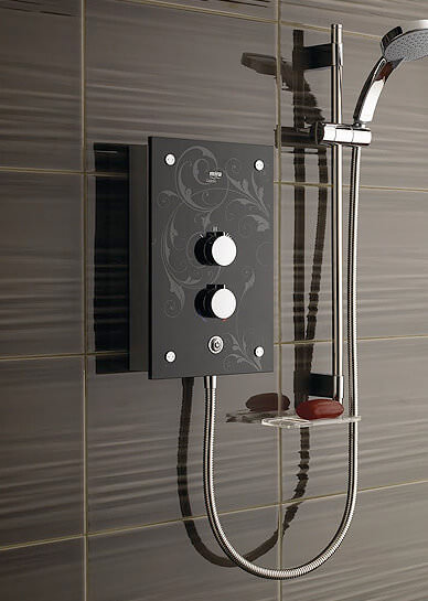 Showers  Thermostatic  Mixer Shower  Electric  Power  Digital