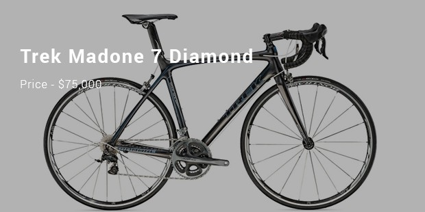 trek madone 7 diamond