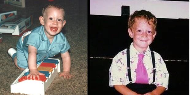 mark zuckerberg Childhood