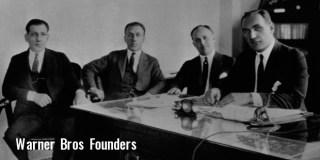 Image result for warner bros founders