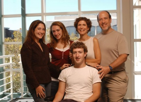 Mark Zuckerberg Family, Wife, Daughter, Parents, Sister, Wedding ...