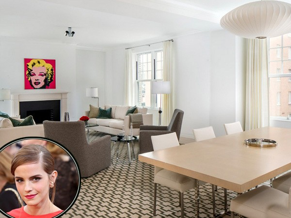 Emma Watson House Apartment  SuccessStory