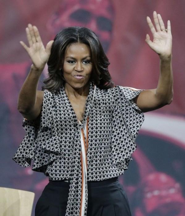 Michelle Lavaughn Robinson Obama Profile photos SuccessStory