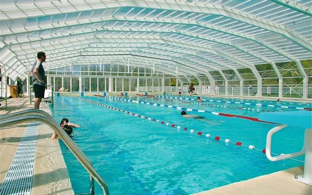 La piscine couverte a ouvert ses portes  Sud Ouestfr